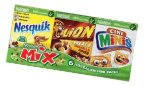 Nestle Mix