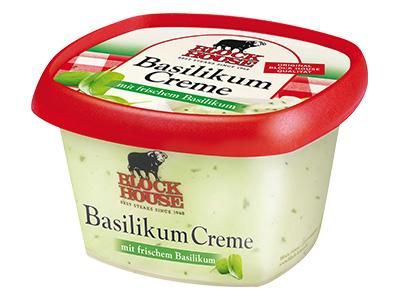 Block House Basilikum Creme