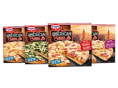Dr. Oetker All American Pizza