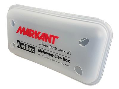 Markant Eierbox
